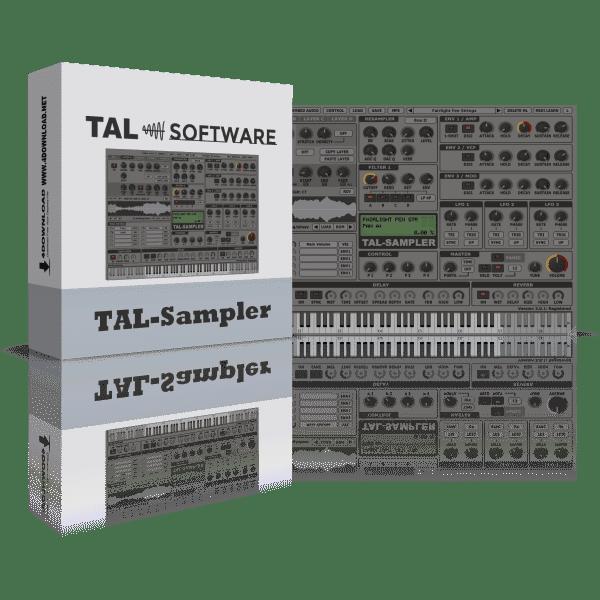 TAL-Sampler v3.6.2 Full version