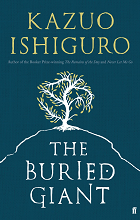 The Buried Giant by Kazuo Ishiguro book cover