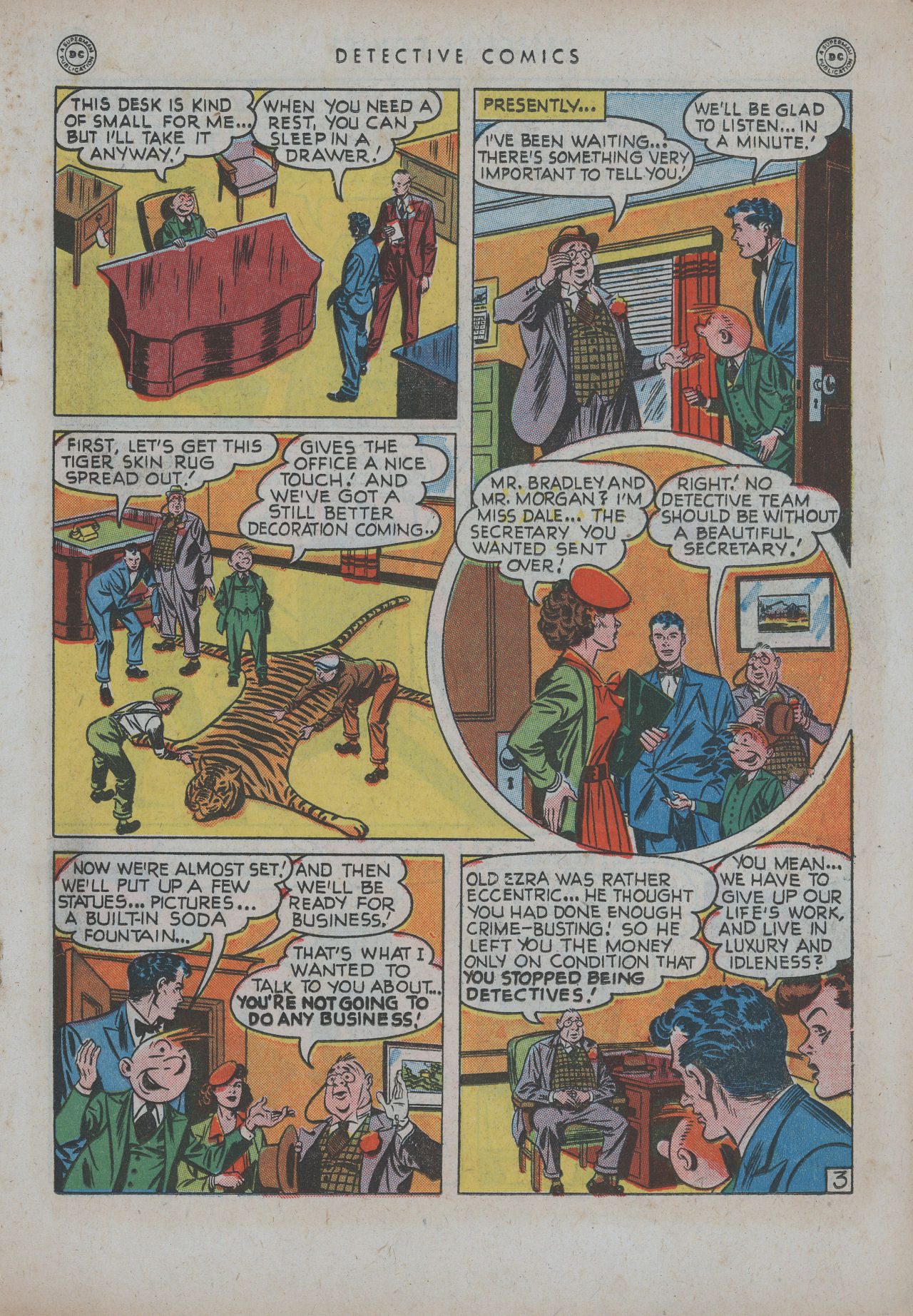 Detective Comics (1937) 151 Page 26