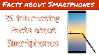 interesting facts of smartphones