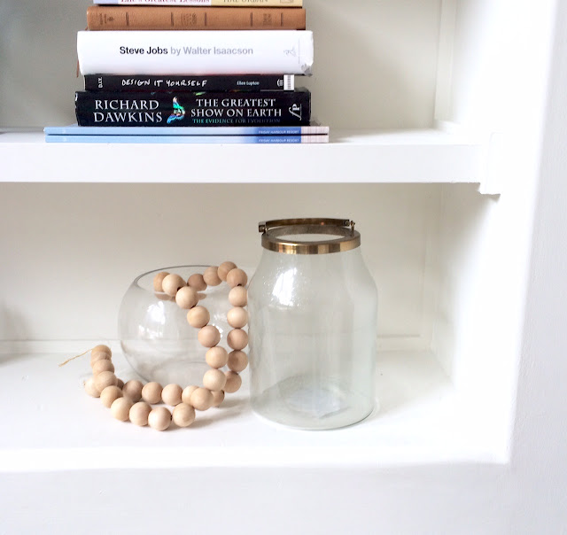 Diy large wooden prayer beads harlow thistle home design lifestyle diy Diy home decor blog uk