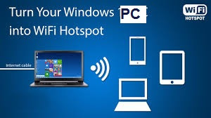 How to create wifi hotspot in your windows pc with cmd prompt