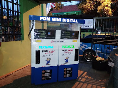 Pom Mini Digital Termurah