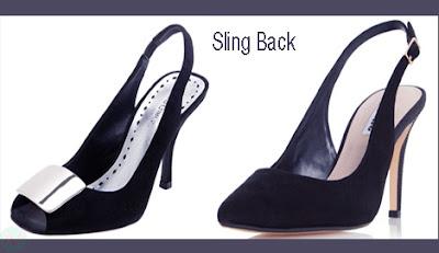 sling back
