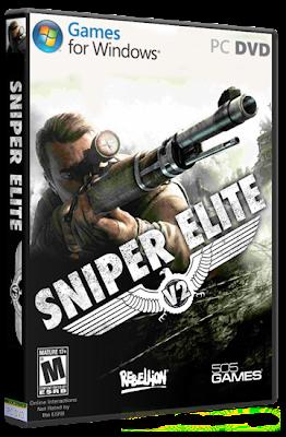 Sniper Elite V2 - PC-Game (2012)