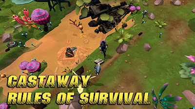 Castaway Rules of Survival MOD APK