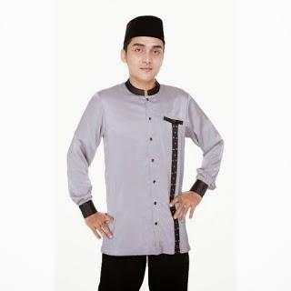 Tren model baju muslim terbaru pria sederhana