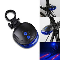 Lampu Sepeda Laser Tail Light