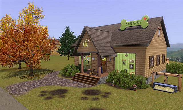 sims 3 fun time: Sims 3 Pets Limited Edtion Pet Store Free