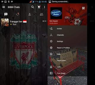 BBM MOD Liverpool V2.12.0.9 Apk