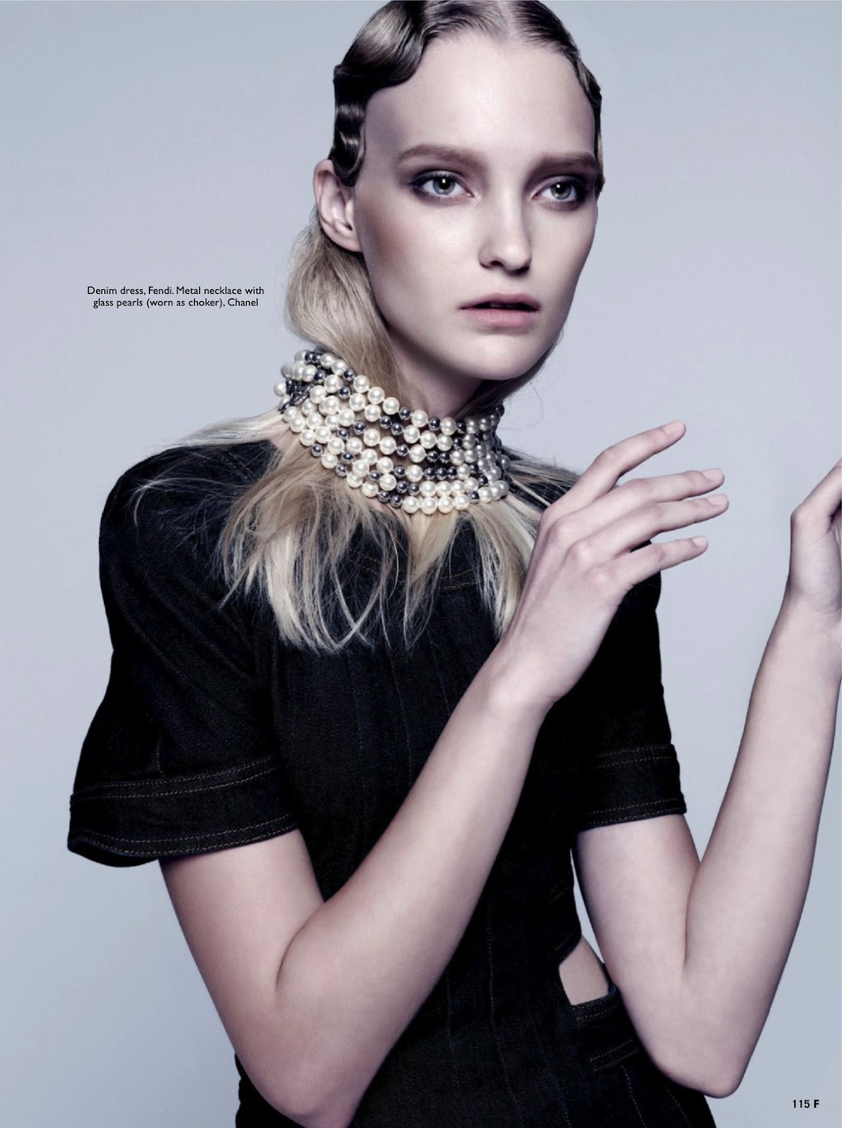 "Duchess Dior: ""The Goody Blues"" Female Magazine Singapore"