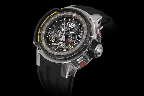 Richard Mille Tourbillon RM 039 Aviation E6B