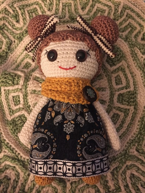 Little Tilly - Free Pattern