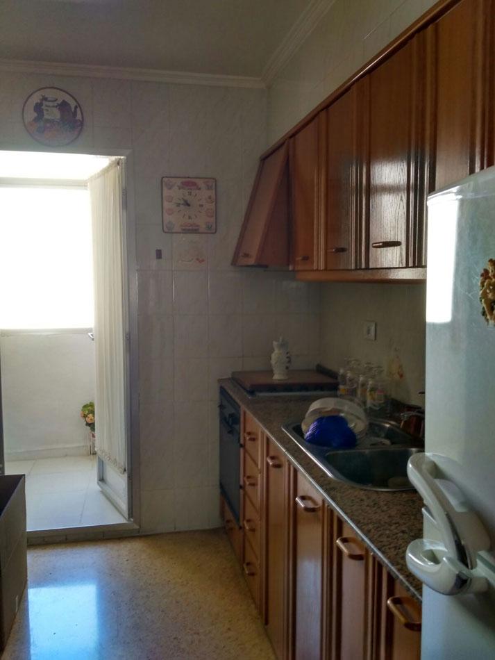 piso en venta calle pintor lopez castellon cocina
