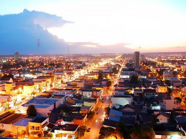 Sinop MT é uma das maiores cidades do Centro-Oeste brasileiro