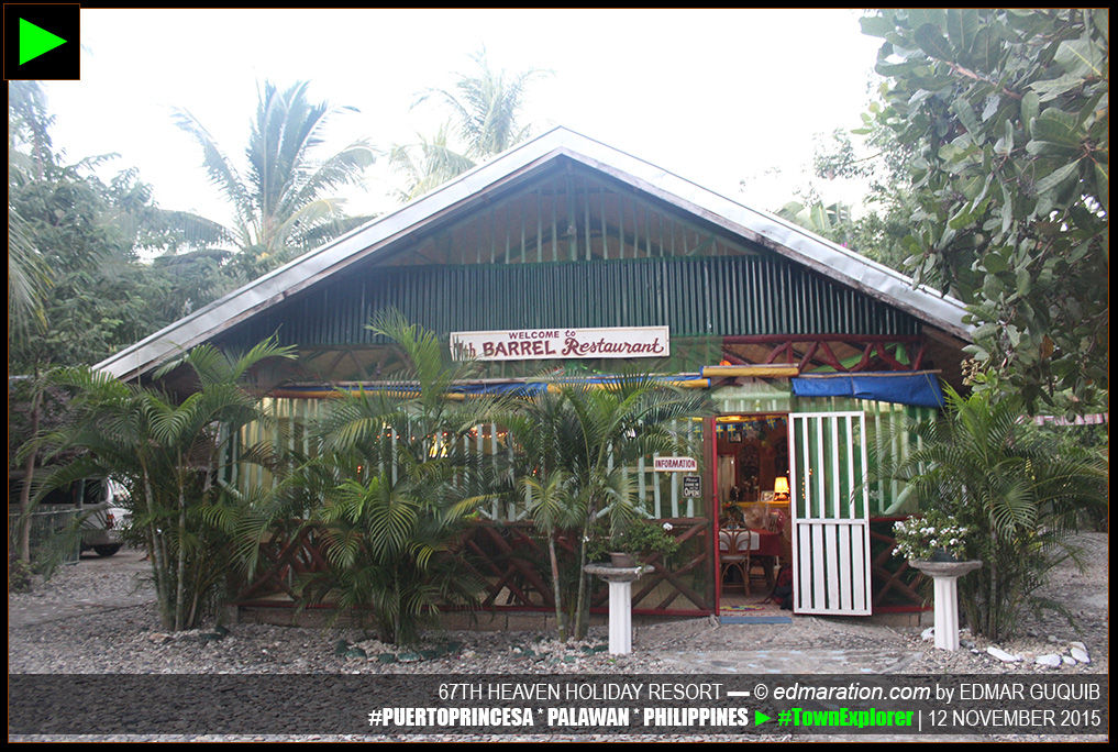 67TH HEAVEN HOLIDAY RESORT, PALAWAN