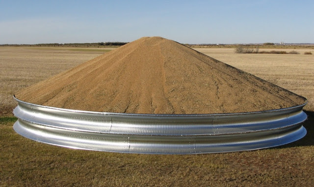 Grain Storage Ring