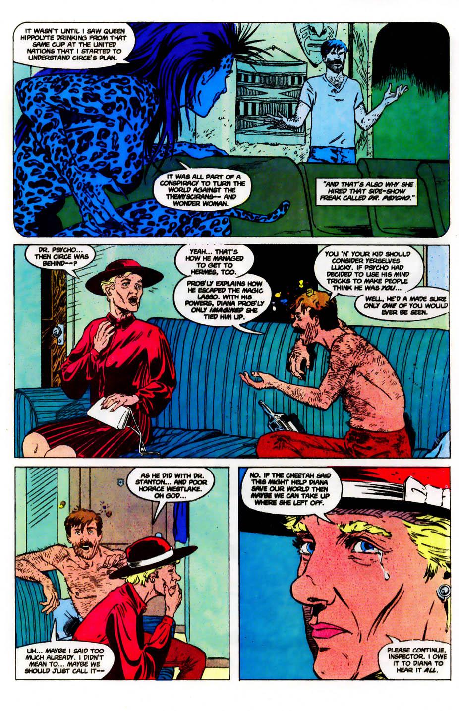 Read online Wonder Woman (1987) comic -  Issue #61 - 13