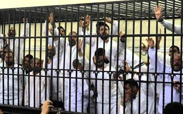 Mahkamah Rayuan batal hukuman mati 149 ahli Ikhwanul Muslimin