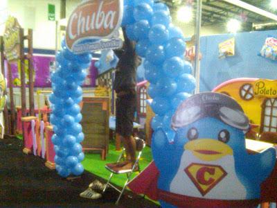 Dekorasi balon gate welcome gapura selamat datang