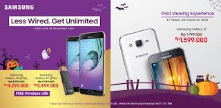 Promo Terbaru 3 tipe Samsung Galaxy (A5 2016, A7 2016 dan J2)