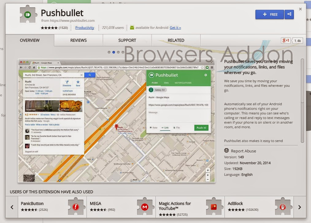 pushbullet_add_chrome