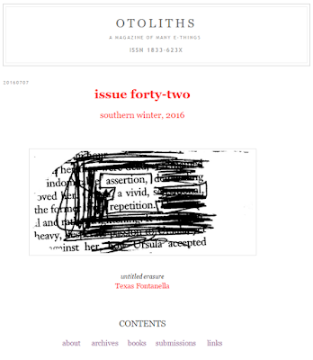 gamma ways: Otoliths issue forty-two is live