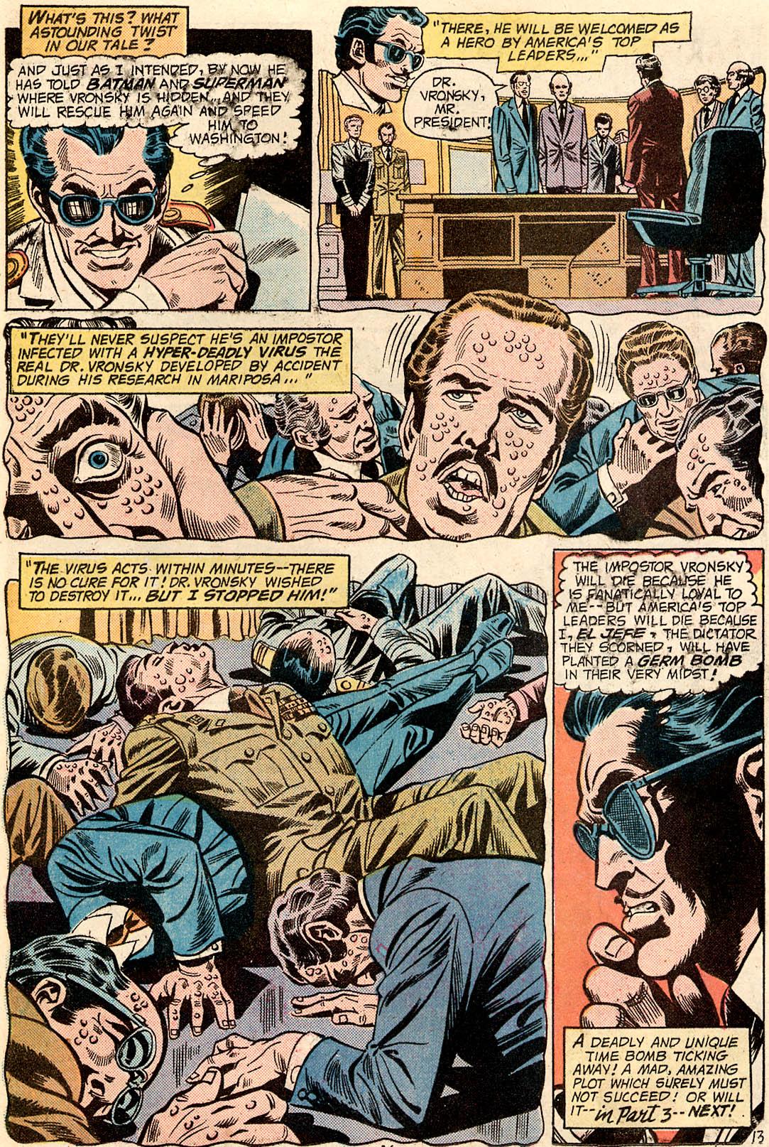 Read online World's Finest Comics comic -  Issue #226 - 15