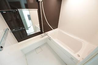 徳島 分譲 賃貸 3LDK リフォーム リノベ 浴室