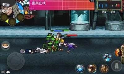 Naruto Senki v1.17 APK-screenshot-1