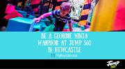 Be a Geordie Ninja Warrior at Jump 360 in Newcastle (REVIEW)