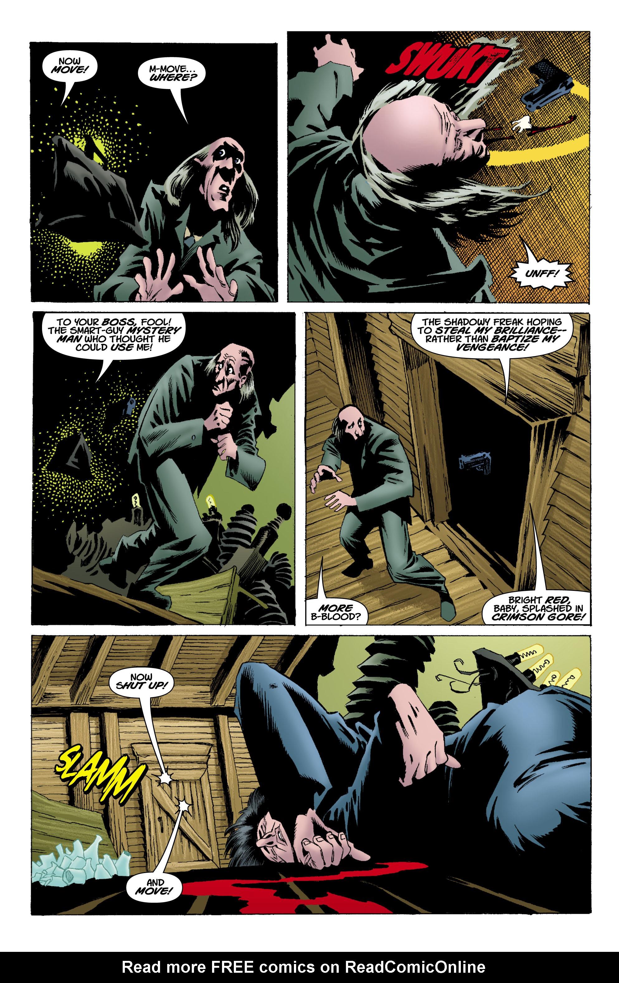 Read online Batman: Unseen comic -  Issue #2 - 19
