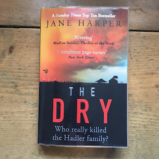 The Dry by Jane Harper - Reading, Writing, Booking