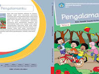 Buku Siswa Kelas 1 Tema 5 Pengalamanku Semester 2 K13 Revisi 2017