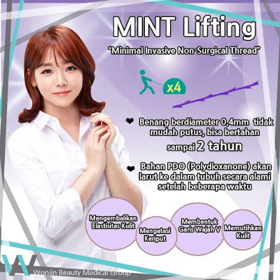 mint lifting