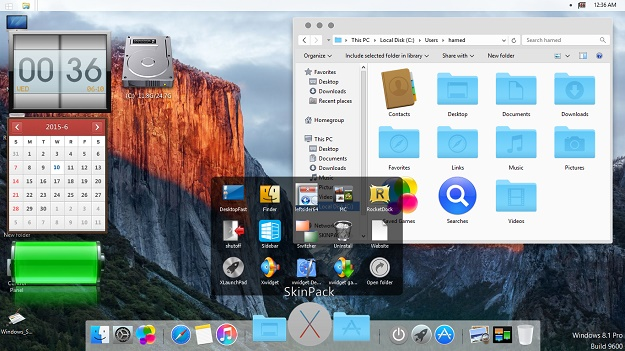 mac os el capitain