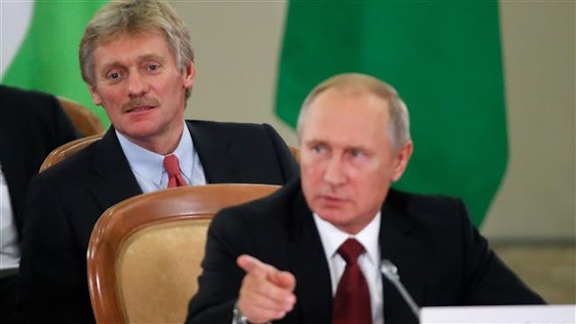 Kremlin accuses Washington of pushing for Russia's Olympics exclusion