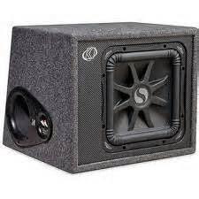 Acosutic Suspension Box adalah wujud box yang paling simpel serta tertutup rapat.