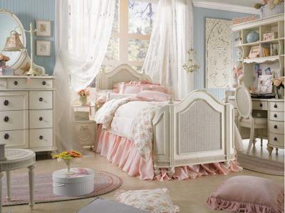 Shabby Chic Bedroom Furniture For Elegant Looks