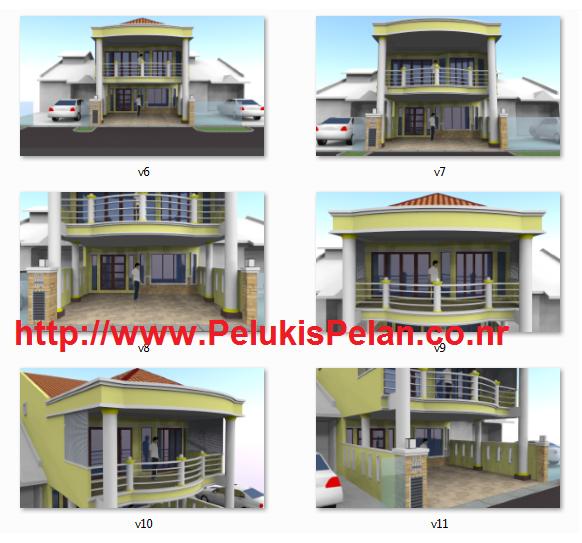 Cadangan Rekabentuk Ubahsuai Rumah