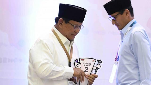 Posting Foto Soeharto dan Soemitro, Prabowo Didoakan Jadi Presiden