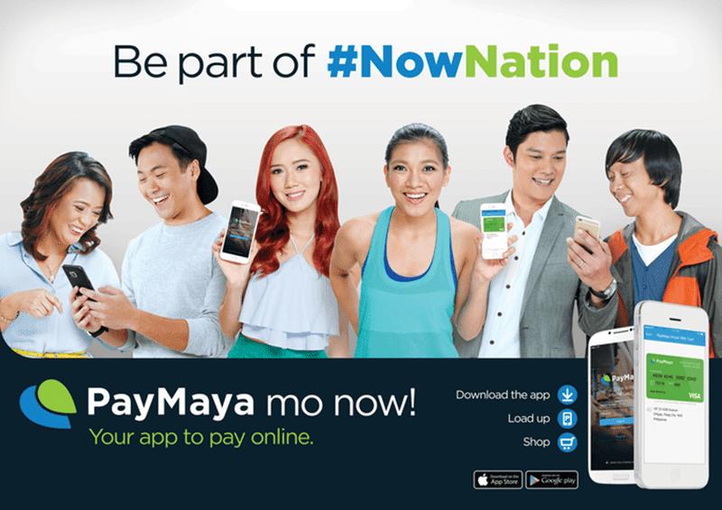 PayMaya #NowNation