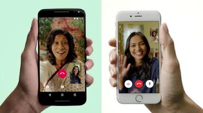 Cara Menggunakan Video Call Whatsapp, Line, dan Facebook di Android