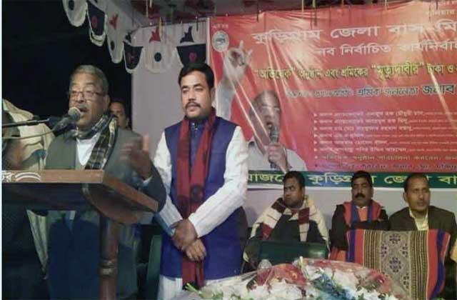 কুড়িগ্রাম জেলা বাস-মিনিবাস