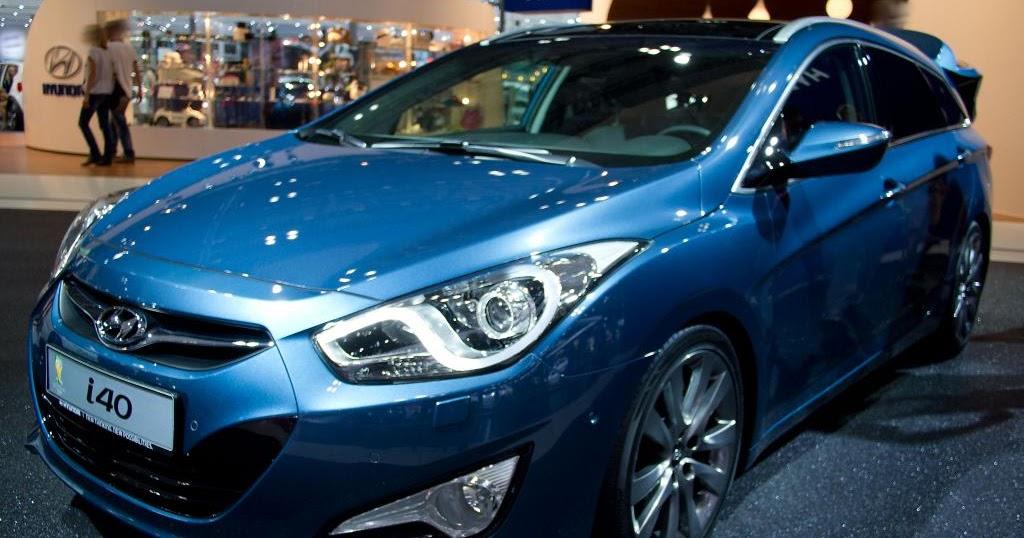 hyundai i40 tourer 2018 redesign  review  specification  price