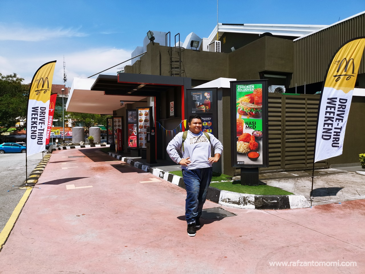 McDonald's Drive-thru Weekend Challenge Cipta Rekod Dalam Malaysia's Book of Records