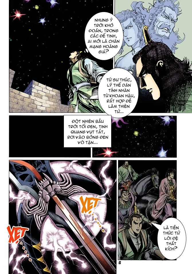 Đại Đường Uy Long chapter 65 trang 6