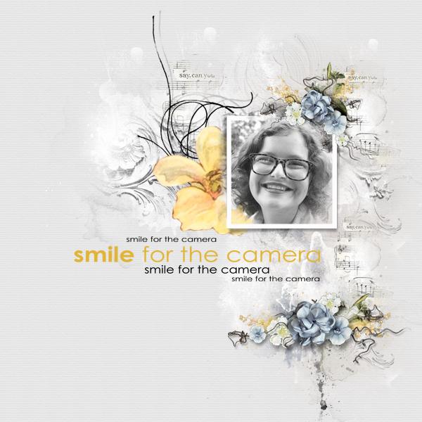 smile for the camera © sylvia • sro 2019 • smile more by tiramisu design