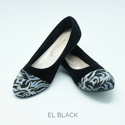 The Warna Shoes - El Black