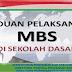 Bahan Bimbingan Teknis Manajemen Berbasis Sekolah (MBS) Sekolah Dasar (SD)